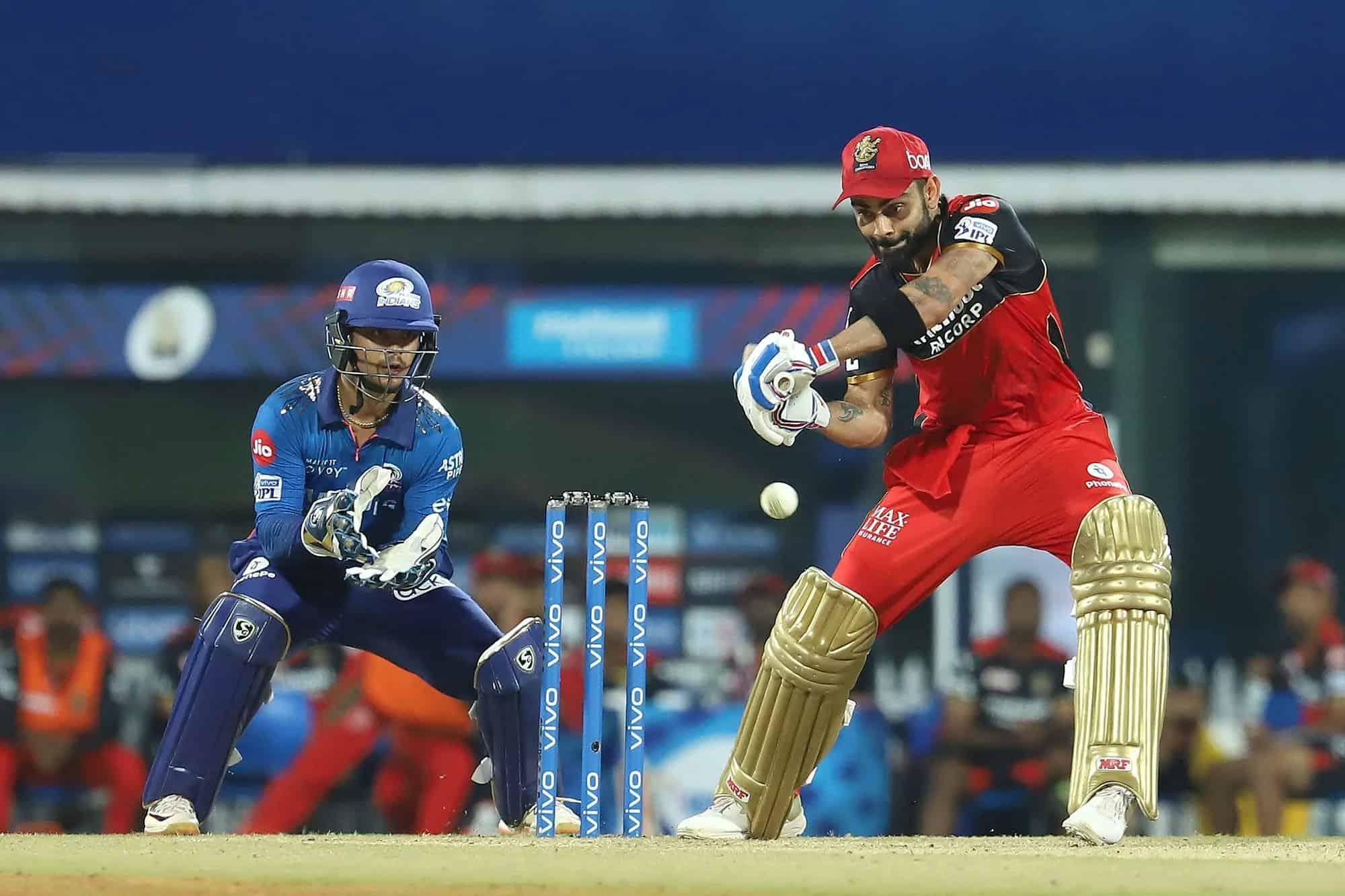 Virat Kohli Completes 6,000 Runs in IPL As Captain