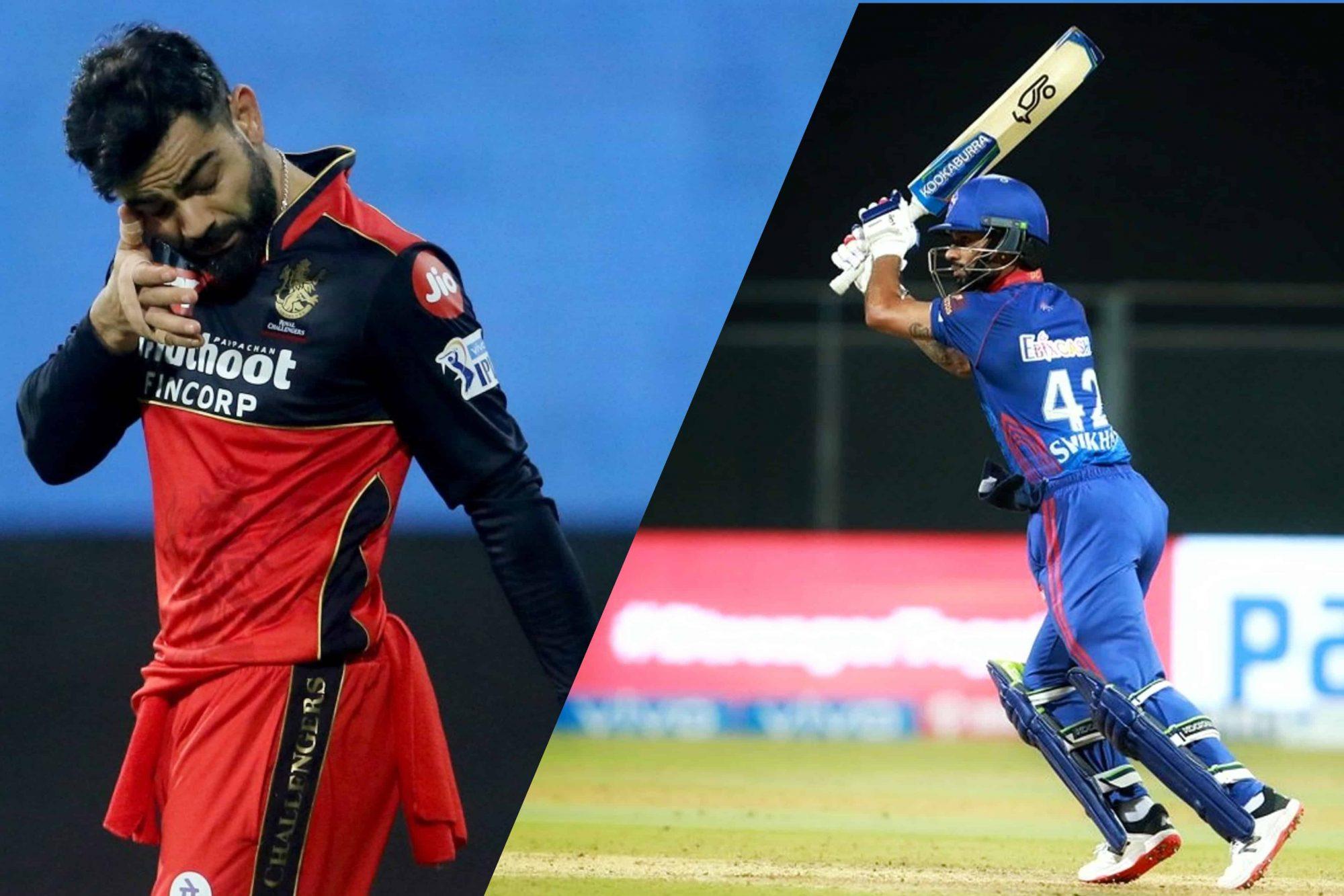 IPL 2021: Shikhar Dhawan Dethrones Virat Kohli From Top Spot To Register THIS Feat Against CSK