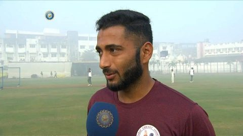 Who Is Arzan Nagwaswalla - The New Addition To India's Test squad?