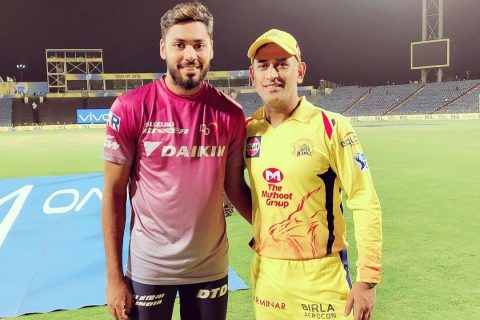 Would Like To Play For CSK Under MS Dhoni: Avesh Khan