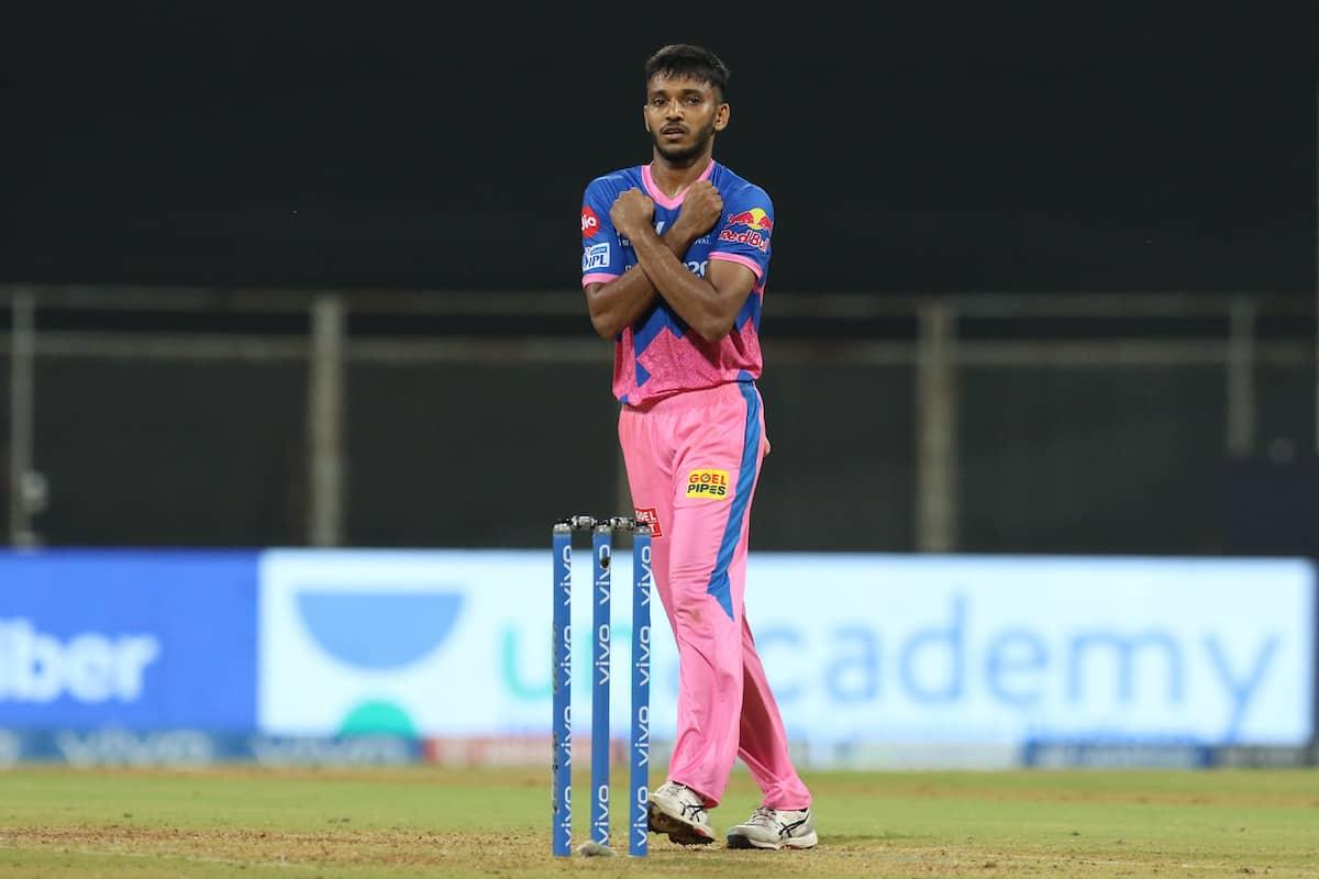 """It Felt Unreal"" - Chetan Sakariya Reveals His Most Favourite Wicket Of IPL 2021"