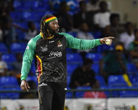 Chris Gayle To Play For St Kitts In The CPL 2021