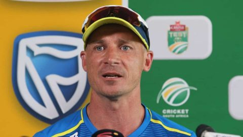 """Dale Steyn Recalls """"Legendary"""" Batter's Shot That Gives Him Chills Every Time"""