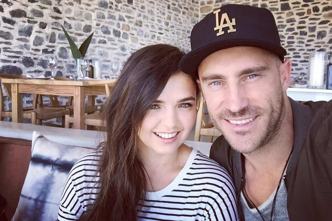 Faf du Plessis Recalls An Incident When He And His Wife Received 'Death Threats'