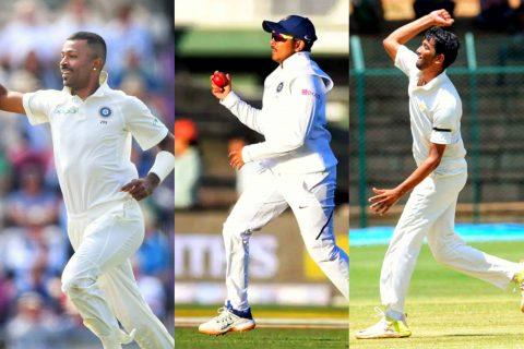 Probable Picks For World Test Championship