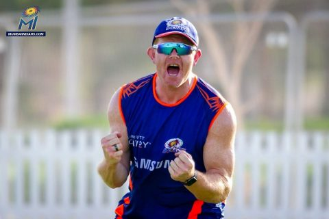 """Some Senior Indian Guys Don't Like Being Restricted & Told What To Do"" - MI Fielding Coach James Pamment"