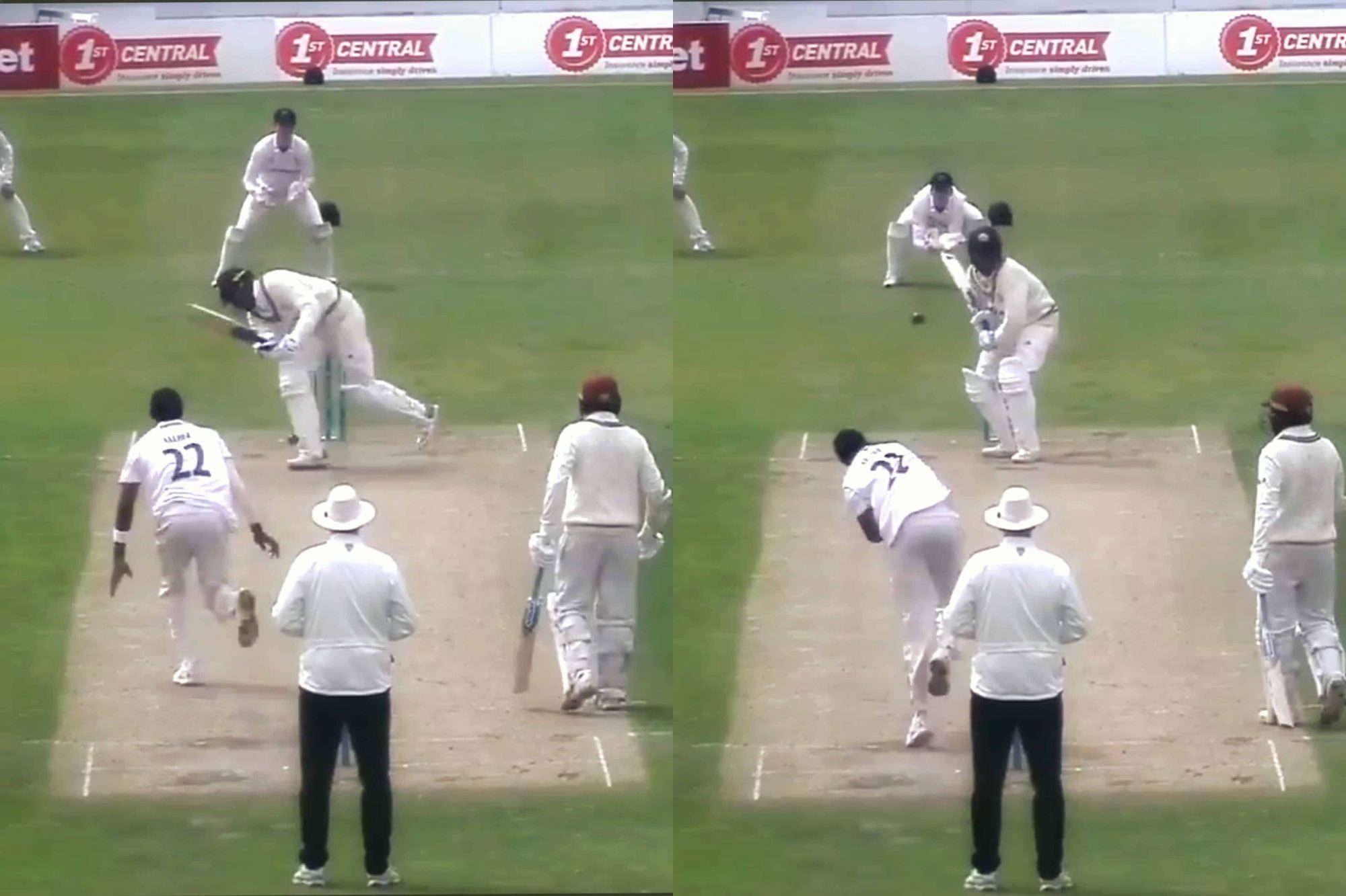 Watch: Jofra Archer Bowls A Banana Inswinger To Dismiss The Batsman During Second Eleven Championship