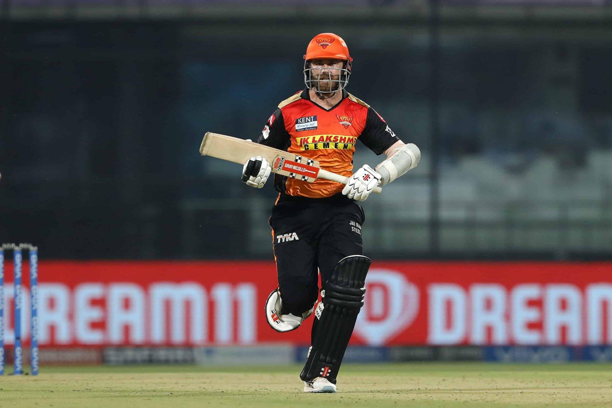 Kane Williamson Replacing David Warner to Lead SRH for Remainder of IPL 2021