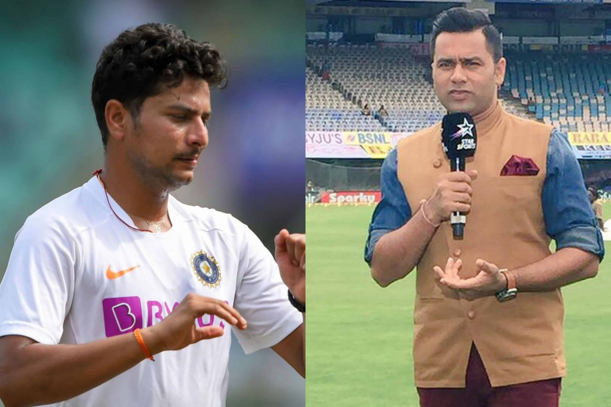 """Why No Wrist-Spinner In Team"" - Aakash Chopra On Kuldeep Yadav's Exclusion From Test Squad"