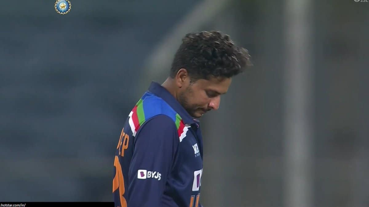 """""""Am I That Bad?"""" - Kuldeep Yadav Opens Up About Tough Phase In Career"""