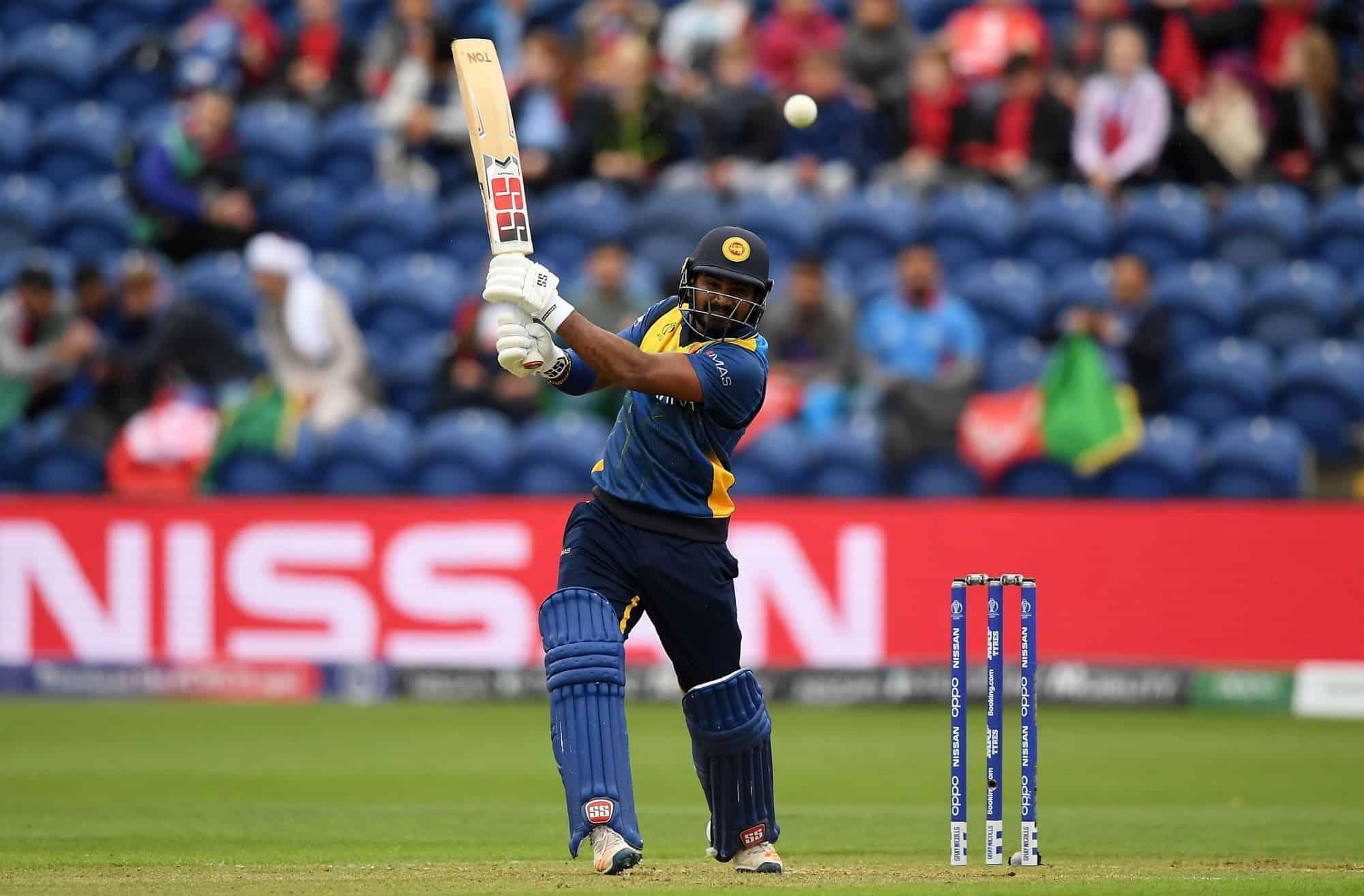 Kusal Perera Replaced Dimuth Karunaratne As ODI Captain of Sri Lanka