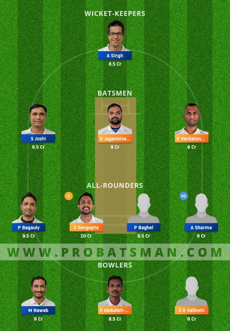 PSV vs UCC Dream11 Fantasy Team Prediction