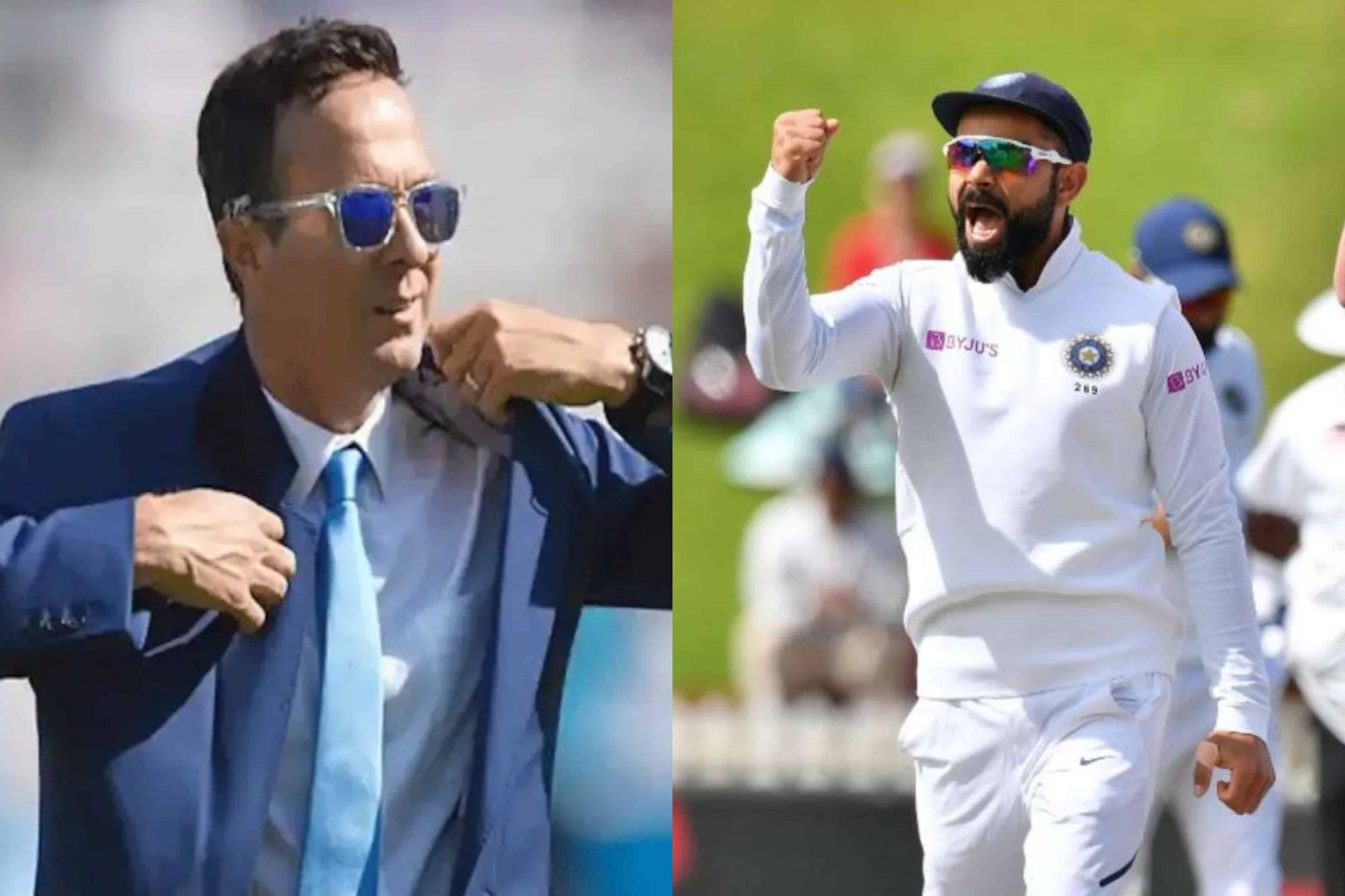 """""""Quite An Obvious One For Me"""" - Michael Vaughan Predicts Winner Of World Test Championship"""