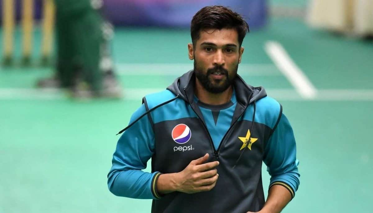 CPL 2021: Barbados Tridents Bolstered By Mohammad Amir Signing