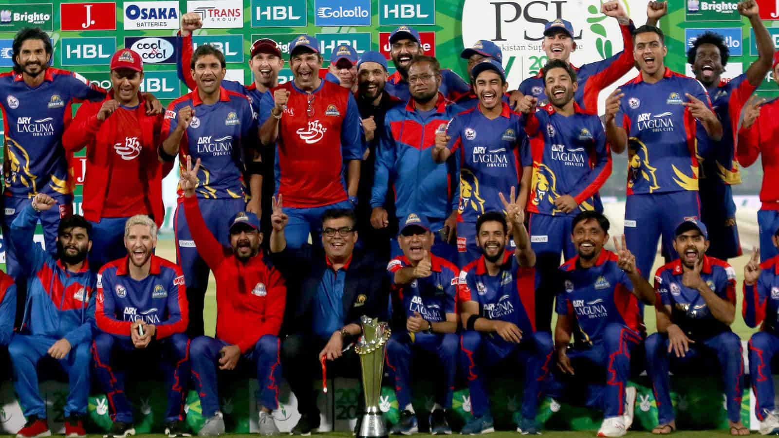 Abu Dhabi To Host Remaining Pakistan Super League 2021 Matches