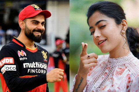 RCB Fan Rashmika Mandanna Names Her Favourite Cricketer And It Is Not Virat Kohli