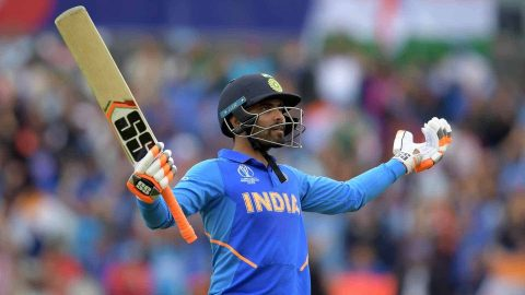 Ravindra Jadeja Revealed Who He Targeted During His Famous Sword Celebration In World Cup 2019 Semi-Final
