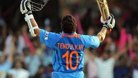 "Sachin Tendulkar Reveals ""Two Regrets"" From His Cricket Career"