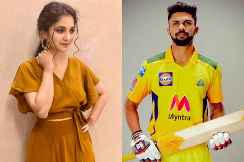 """Mera Wicket Sirf Bowler Le Sakta Hai"" - Ruturaj Gaikwad Reacts To Rumours Of Relationship With Actor Sayali Sanjeev"