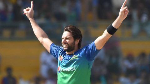 Shahid Afridi Ruled Out Of PSL 6; Multan Sultans Name Replacement