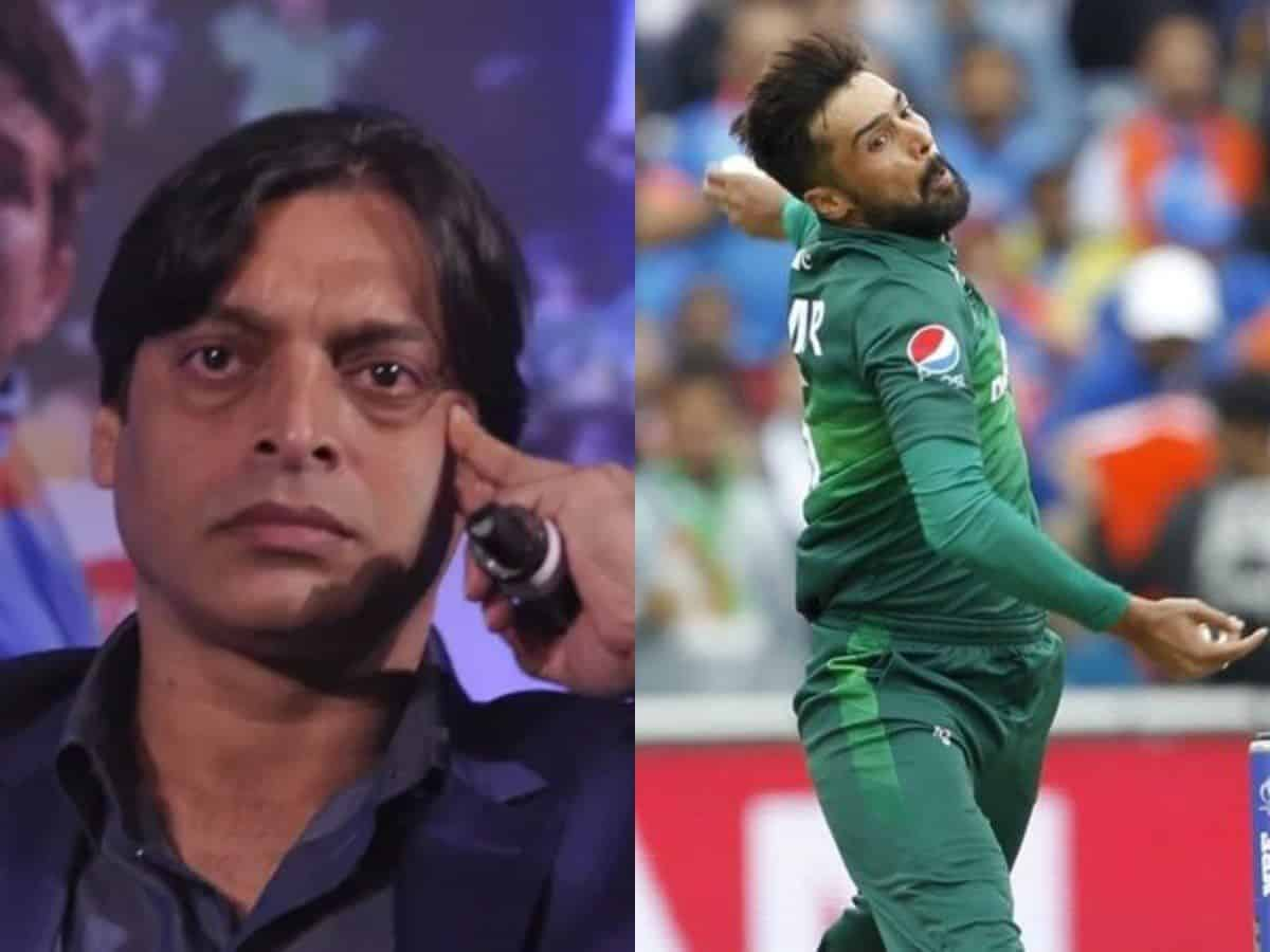 Amir Should Have Learned From Hafeez: Shoaib Akhtar Slams Mohammad Amir On Retirement Call