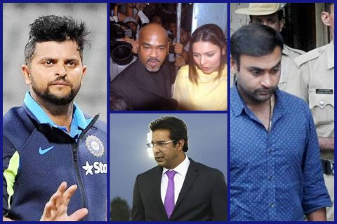 9 Famous Cricketers Who Got Arrested For Several Reasons