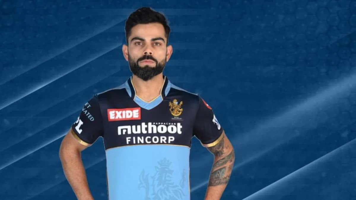 IPL 2021: RCB Players To Wear Special Blue Jersey In Upcoming Match; Here Is The Reason