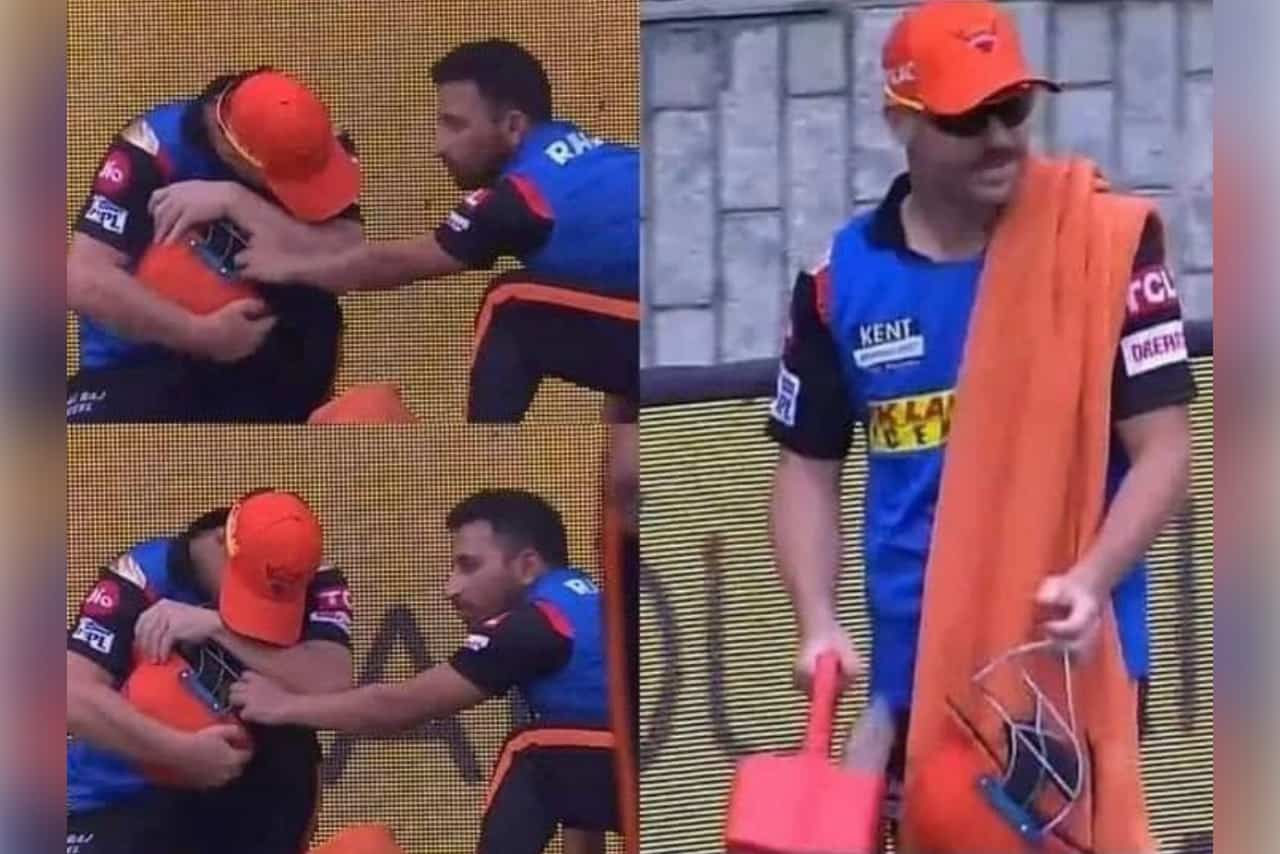 David Warner, who was axed as SRH captain on Saturday, has been dropped from the side's playing XI vs RR on Sunday. SRH director of cricket Tom Moody has confirmed the development ahead of the match.