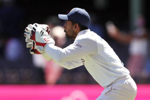 Wriddhiman Saha Tests Negative For Covid-19; Will Join India Squad For England Tour