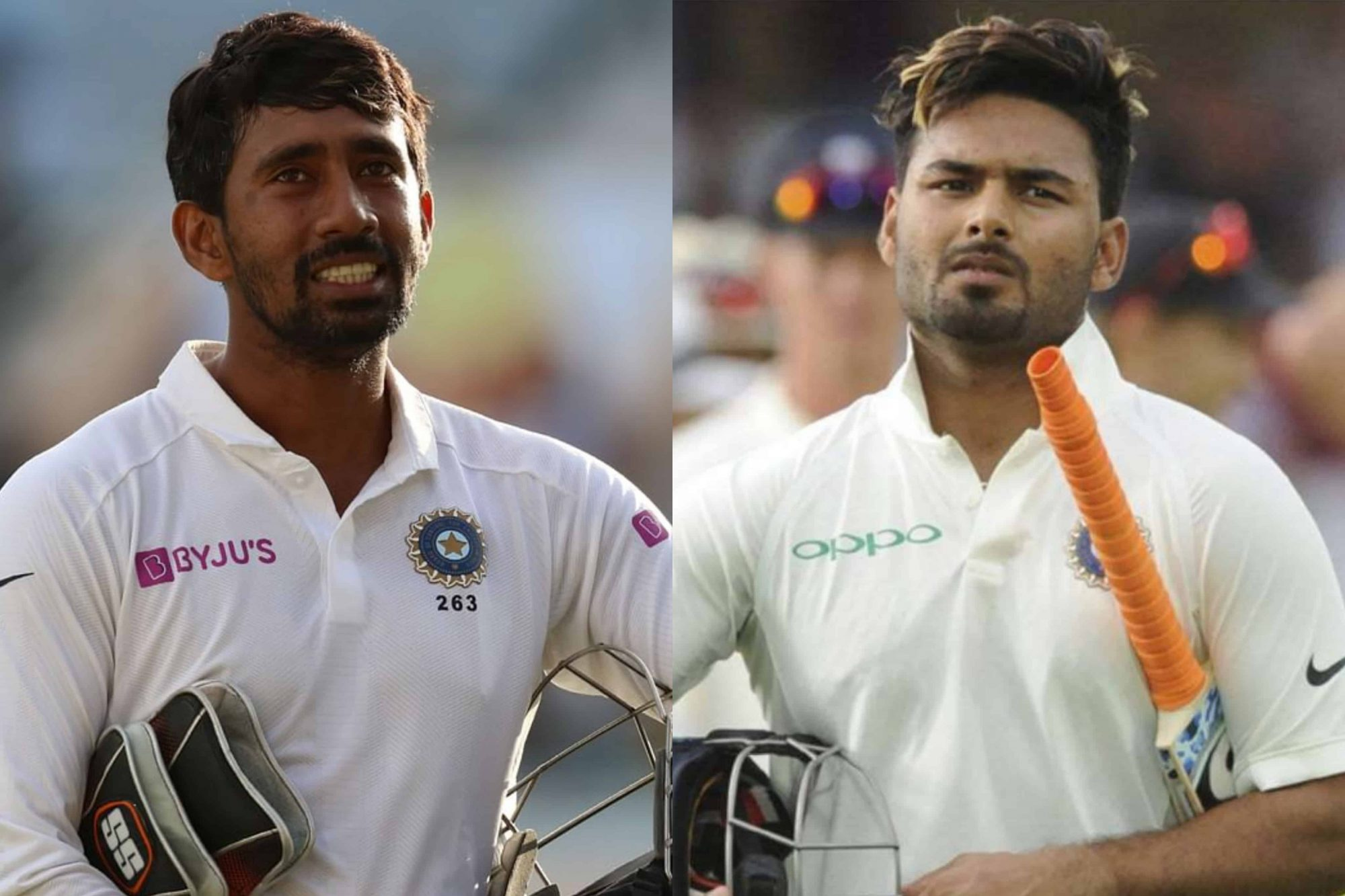 Rishabh Pant Should Be The First-Choice Keeper In England, I Would Just Wait: Wriddhiman Saha
