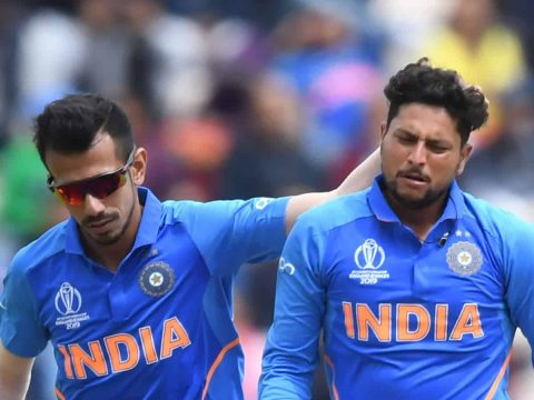 Yuzvendra Chahal Explains Why He And Kuldeep No Longer Play Together For India