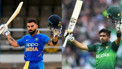 """""""We Are Different Players"""" - Babar Azam On His Comparison With Virat Kohli"""