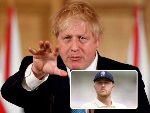 UK PM Boris Johnson Criticises ECB For Suspending Ollie Robinson Over Racist And Sexist Tweets