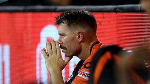 """""""Up To Selectors"""" - David Warner Replied When Fan Asked The Australian To Come Back Stronger In IPL 2021"""