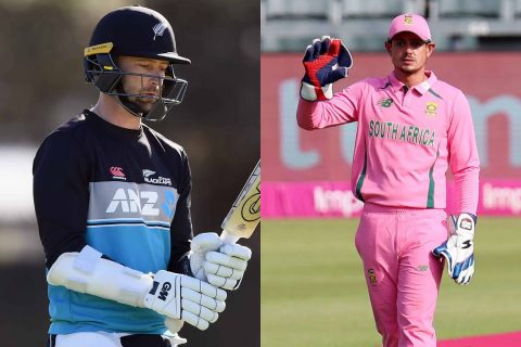 The Hundred: Quinton de Kock And Devon Conway Announced As Replacements Of David Warner and Marcus Stoinis