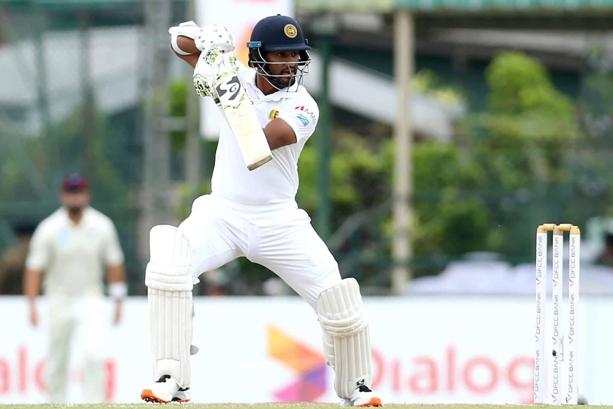 Dimuth Karunaratne - World Test Championship 2019-21