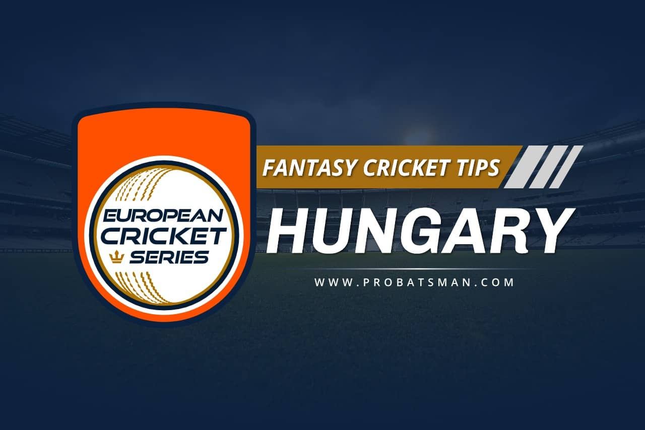 ECS T10 Hungary 2021 Dream11 Prediction