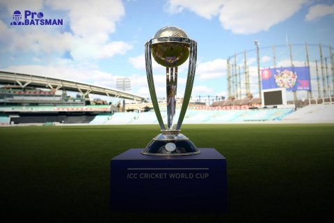 ICC Expands Global Events, Including ODI World Cup - Details Here