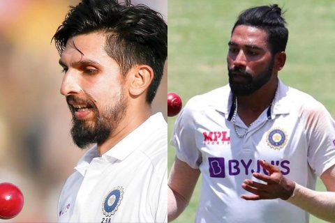 Ishant Sharma Might Be Dropped From WTC Final XI; Mohammed Siraj Can Be Included - Report