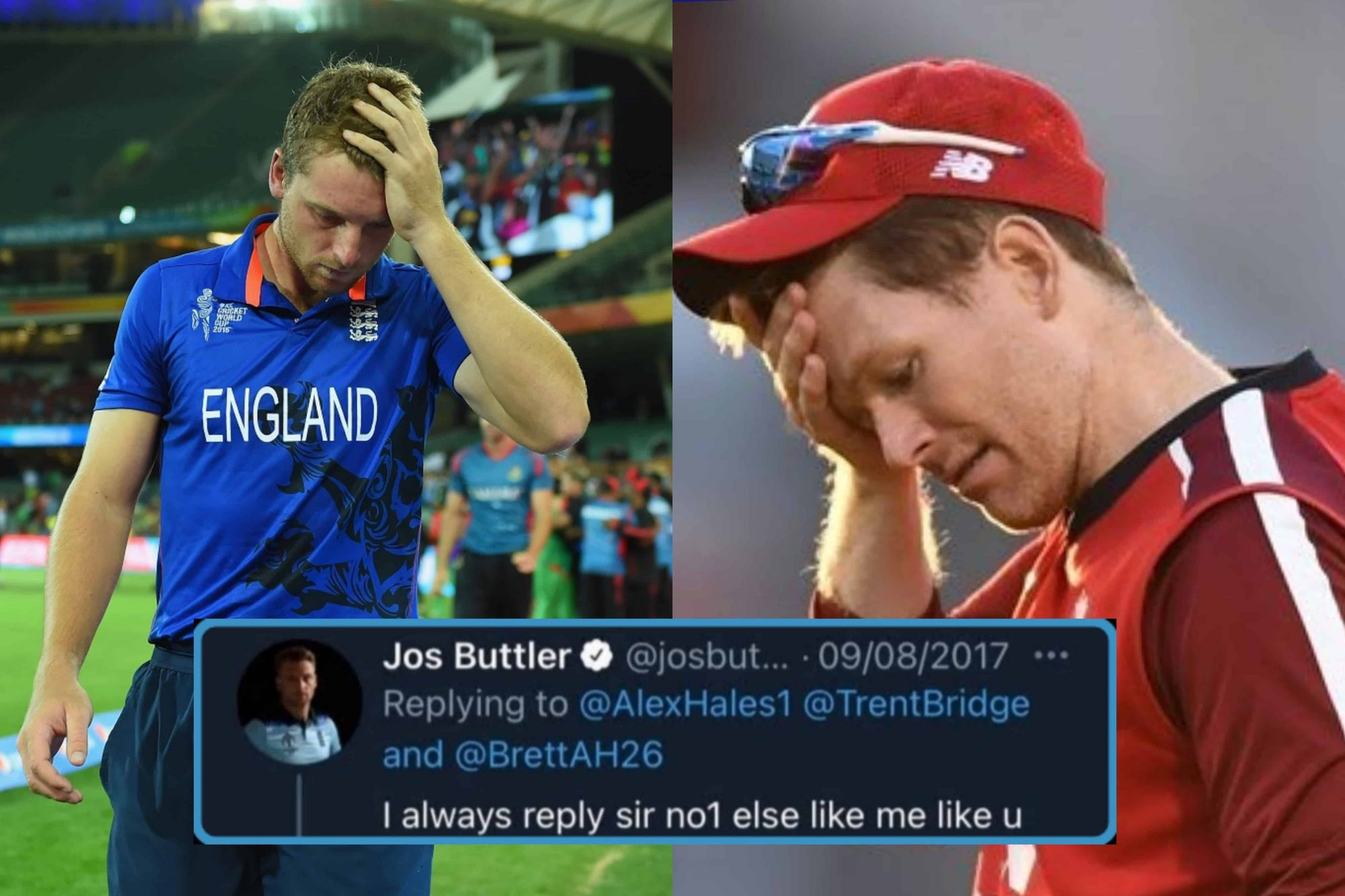 ECB Starts Investigating Morgan And Buttler's Historic Tweets Mocking Indian English - Report