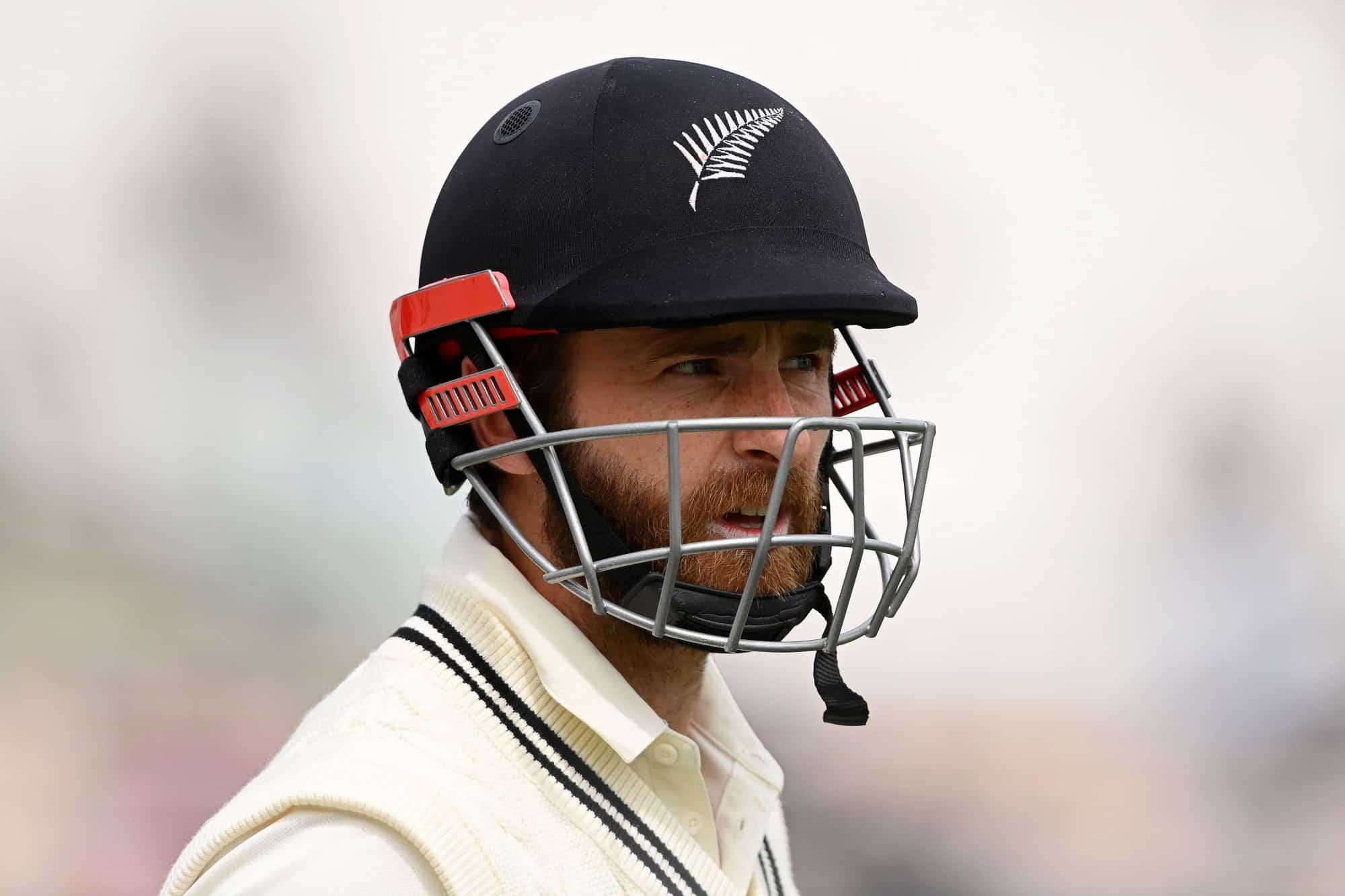 Kane Williamson - World Test Championship 2019-21