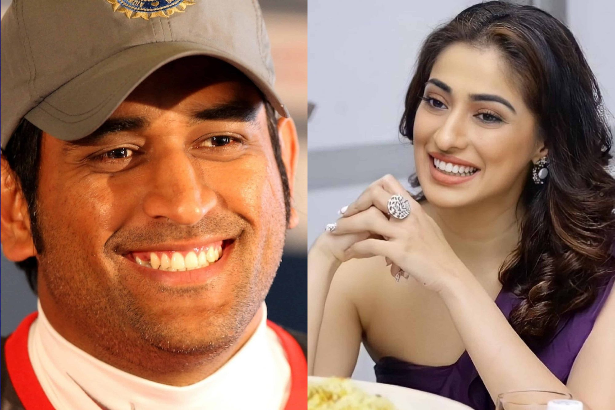 Did You Know? MS Dhoni Dated A South Indian Actress Before Marrying To Sakshi Dhoni