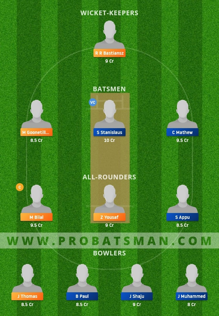 SOC vs AUK Dream11 Fantasy Team Prediction