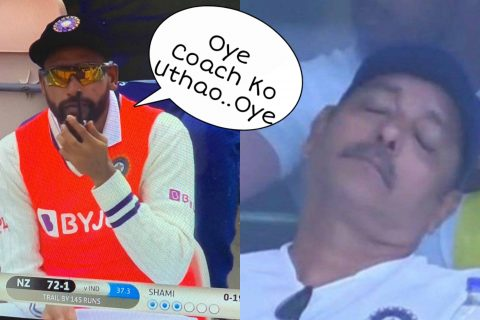 Mohammed Siraj's Viral Photo Of Talking On Walkie Talkie Sparks Hilarious Meme Fest On Twitter - Check Here