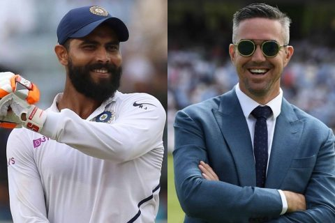 Kevin Pietersen Urges Young English Cricketers To Copy Ravindra Jadeja