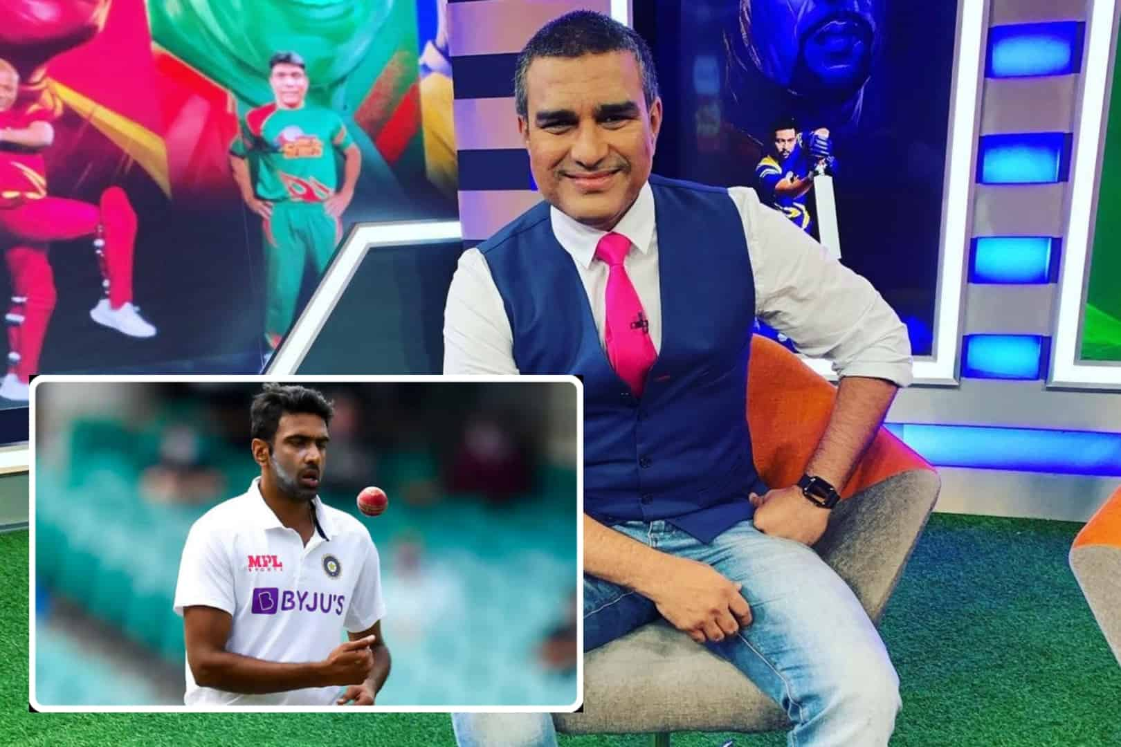 Sanjay Manjrekar Feels That R Ashwin Is Not An All-Time Great, Says Jadeja Has Matched Him