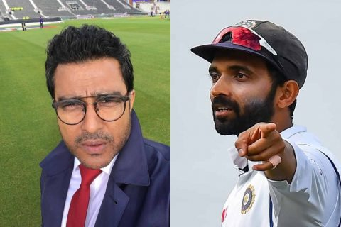 It's Just The Same Rahane That We've Been Seeing For The Last Many Years: Sanjay Manjrekar Pointed Out Rahane's Poor Form