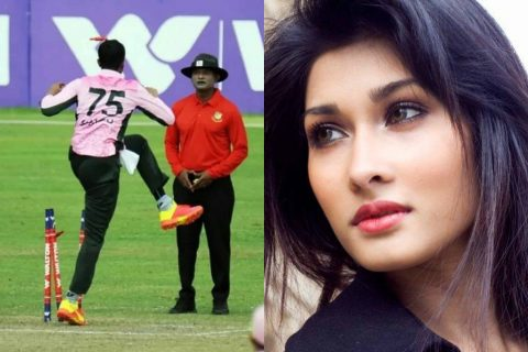 """""""Plot Against Shakib To Portray Him As The Villain"""" - Shakib Al Hasan's Wife Reacts After Controversial On-Field Action"""