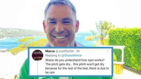 Twitterati Asked Shane Warne If He Knows How Spin Works; Trolled Brutally By Virender Sehwag And Fans