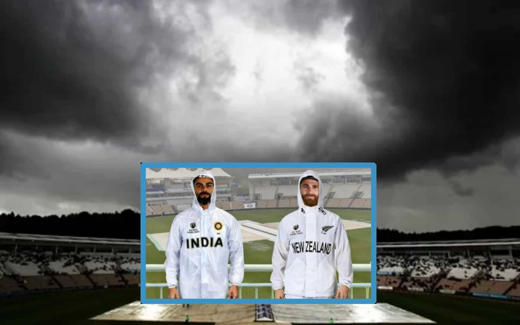 Fans Slams ICC On Twitter After Rain Washes Out First Day Of India vs New Zealand WTC Final In Southampton